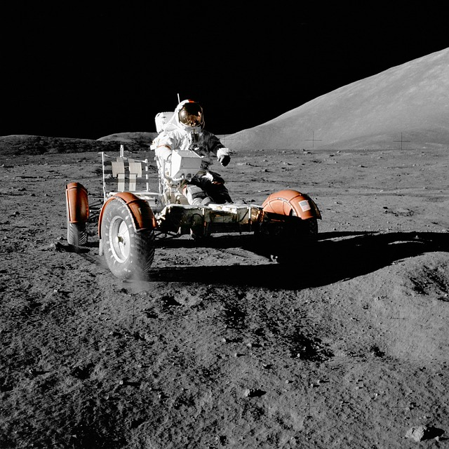 The Lunar Rover